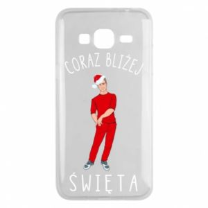 Samsung J3 2016 Case Getting closer to Christmas