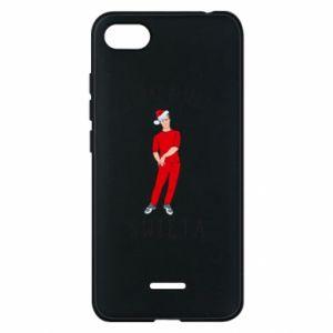 Phone case for Xiaomi Redmi 6A Getting closer to Christmas