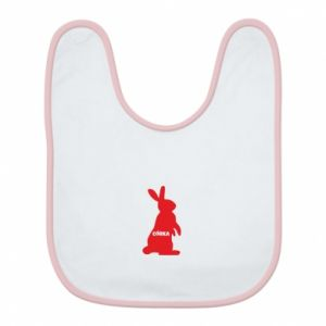 Bib Daughter - Bunny - PrintSalon
