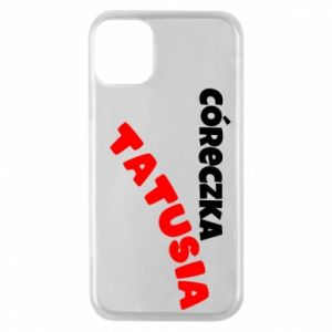 Phone case for iPhone 11 Pro Daddy's daughter