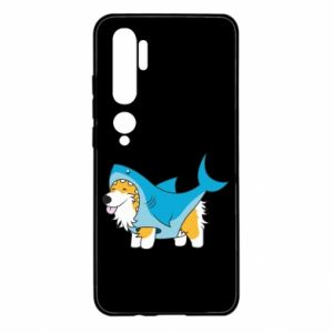 Etui na Xiaomi Mi Note 10 Corgi Disguise as Shark