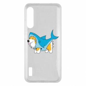 Etui na Xiaomi Mi A3 Corgi Disguise as Shark