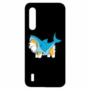 Etui na Xiaomi Mi9 Lite Corgi Disguise as Shark