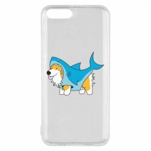 Etui na Xiaomi Mi6 Corgi Disguise as Shark