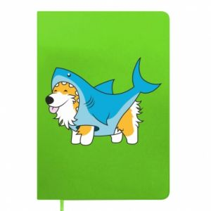 Notes Corgi Disguise as Shark