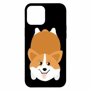 iPhone 12 Pro Max Case Corgi