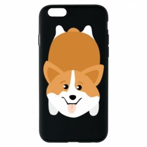 Etui na iPhone 6/6S Corgi