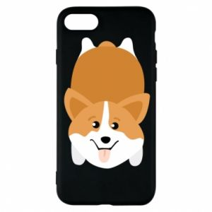 Phone case for iPhone 8 Corgi