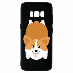Phone case for Samsung S8 Corgi