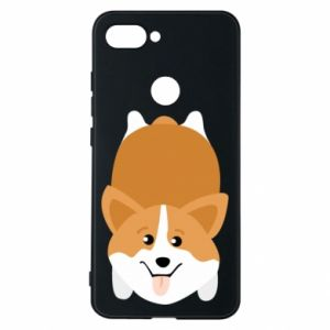 Phone case for Xiaomi Mi8 Lite Corgi