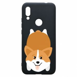 Etui na Xiaomi Redmi 7 Corgi