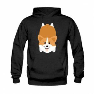 Kid's hoodie Corgi