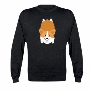 Kid's sweatshirt Corgi