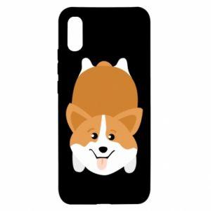 Xiaomi Redmi 9a Case Corgi