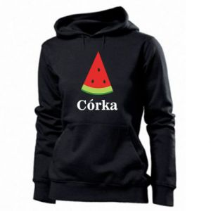 Women's hoodies Daughter watermelon
