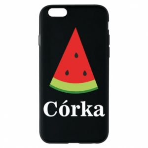 Phone case for iPhone 6/6S Daughter watermelon