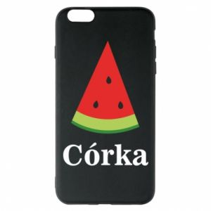 Phone case for iPhone 6 Plus/6S Plus Daughter watermelon