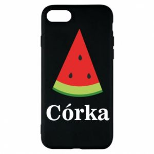 Phone case for iPhone 7 Daughter watermelon