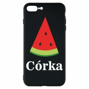 Phone case for iPhone 8 Plus Daughter watermelon