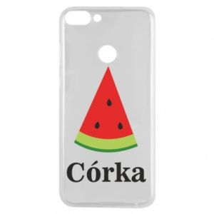 Phone case for Huawei P Smart Daughter watermelon