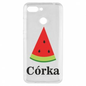Phone case for Xiaomi Redmi 6 Daughter watermelon