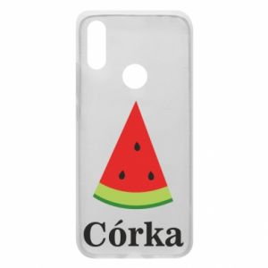 Phone case for Xiaomi Redmi 7 Daughter watermelon - PrintSalon