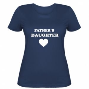 Women's t-shirt Father's daughter