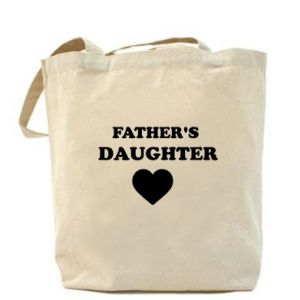 Bag Father's daughter