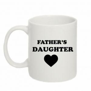 Mug 330ml Father's daughter