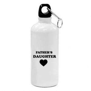 Water bottle Father's daughter