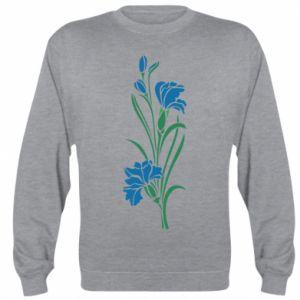 Bluza (raglan) Cornflowers