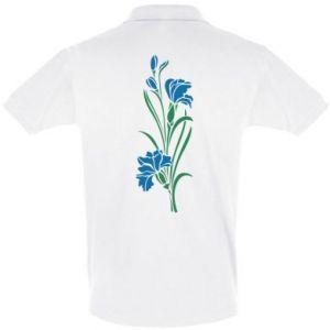 Koszulka Polo Cornflowers