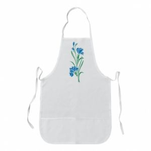 Fartuch Cornflowers