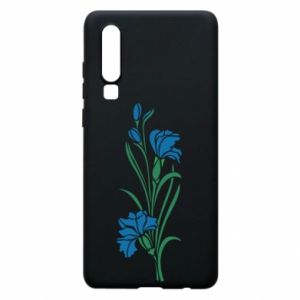 Phone case for Huawei P30 Cornflowers