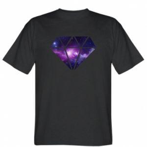 T-shirt Cosmic crystal