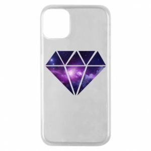 Phone case for iPhone 11 Pro Cosmic crystal