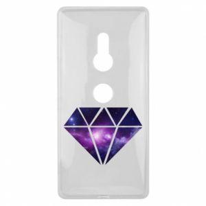 Etui na Sony Xperia XZ2 Cosmic crystal