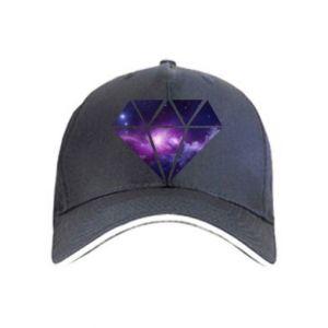 Czapka Cosmic crystal