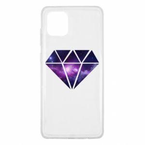 Etui na Samsung Note 10 Lite Cosmic crystal