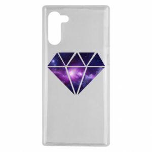 Etui na Samsung Note 10 Cosmic crystal