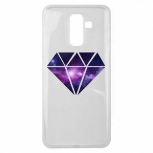 Etui na Samsung J8 2018 Cosmic crystal