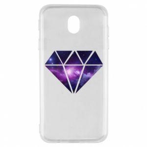Etui na Samsung J7 2017 Cosmic crystal