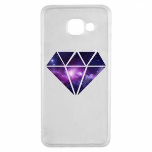 Etui na Samsung A3 2016 Cosmic crystal