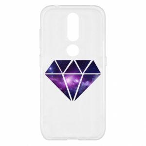 Etui na Nokia 4.2 Cosmic crystal