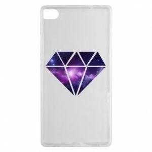 Etui na Huawei P8 Cosmic crystal