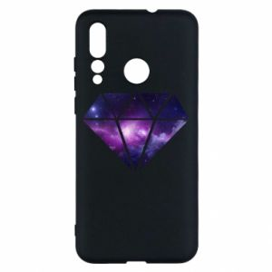 Etui na Huawei Nova 4 Cosmic crystal