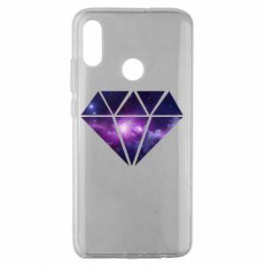 Etui na Huawei Honor 10 Lite Cosmic crystal