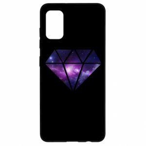 Etui na Samsung A41 Cosmic crystal