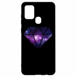 Etui na Samsung A21s Cosmic crystal