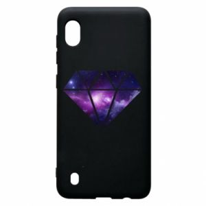 Etui na Samsung A10 Cosmic crystal